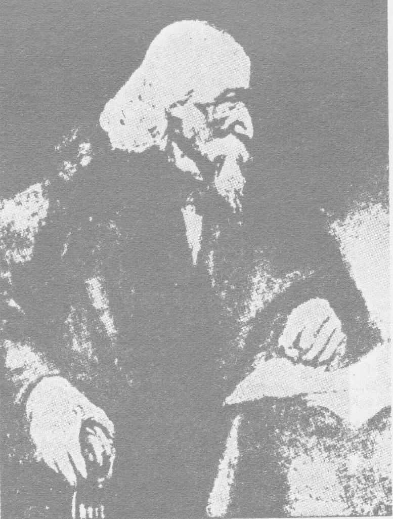 Alkan in old age