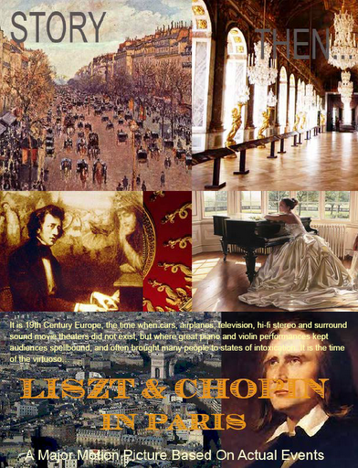 Liszt & Chopin in Paris