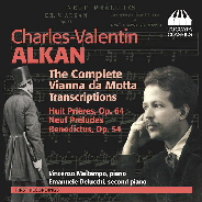 CD Alkan da Motta transcriptions