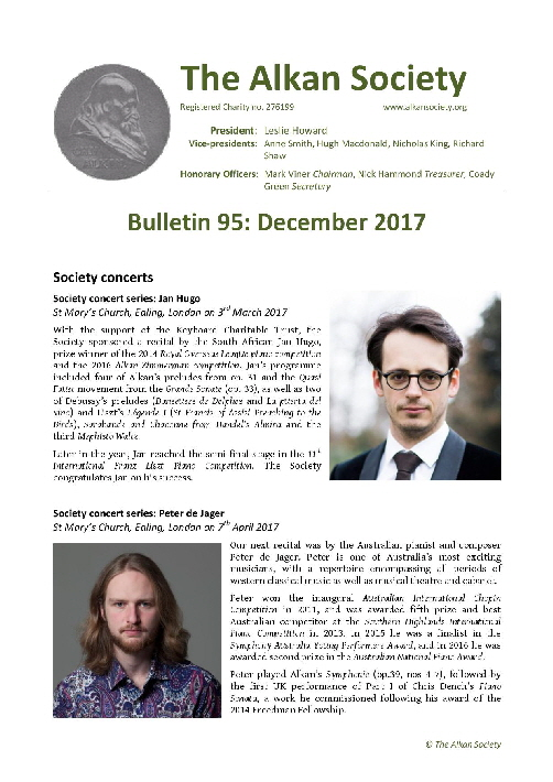 Bulletin95-frontpage